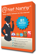 Net Nanny Product Box