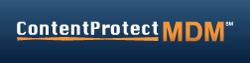 ContentProtect MDM Logo